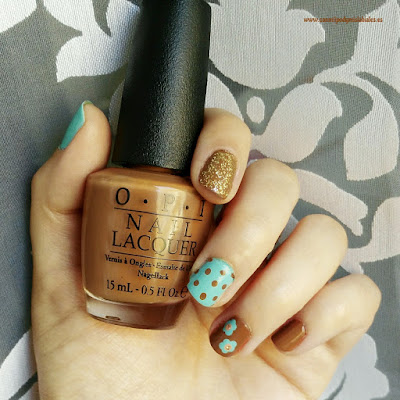 A-Piers To Be Tan OPI