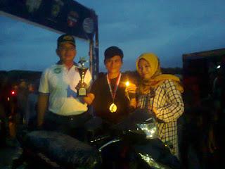 Event HUT RI di Aceh Singkil, Crosser Sumut Boyong Piala
