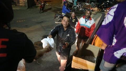 Komunitas Pemalang Bersatu Adakan Sahur On the Road
