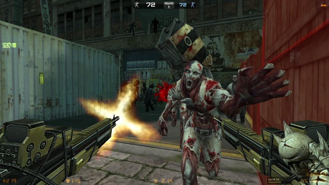Descarga Gratis Impresionante Juego De Zombies Mad Zombies