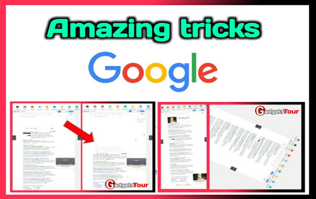 Top 5 Google tricks