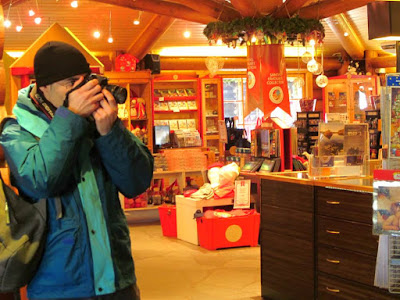 Post Office of Santa Claus Village