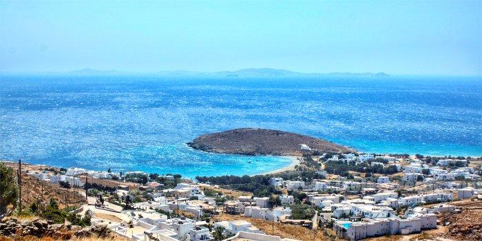Informazioni e consigli su Tinos, Grecia