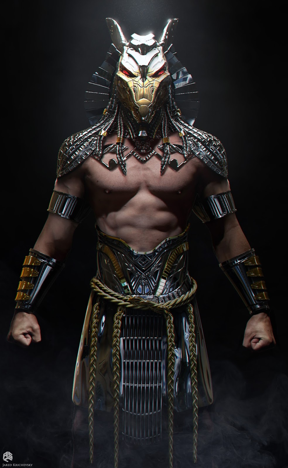 Jared Krichevsky  Gods Of Egypt