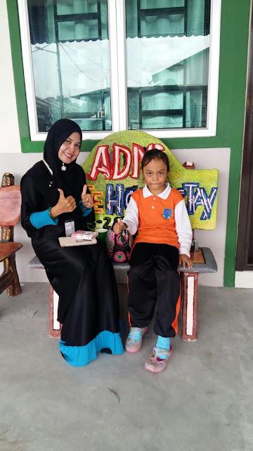 Homestay Seri Manjung Lumut || Cikgu Roziana with Anak