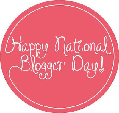 Selamat Hari Blogger Nasional dan Internasional 2015, Salam Blogger!