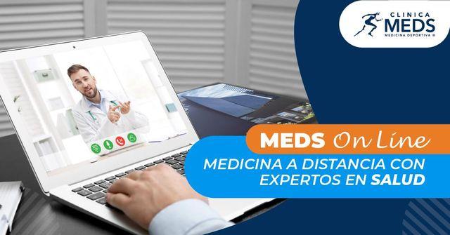Clínica MEDS implementa la telemedicina en medio de la crisis sanitaria