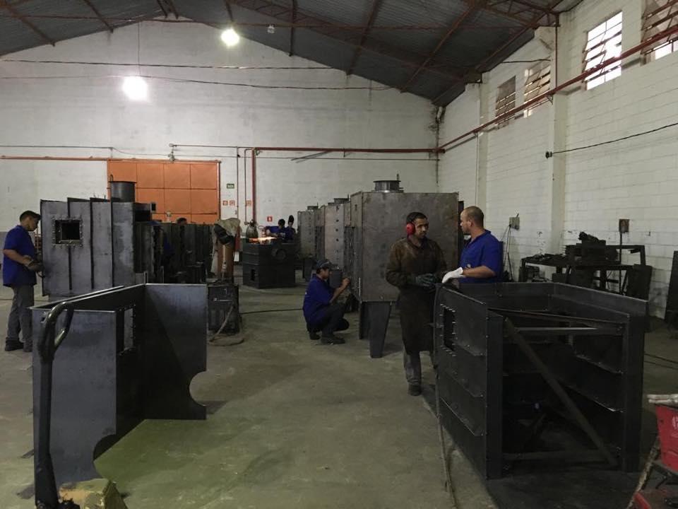 Metalúrgica de Pinhal se instala em Albertina (MG) e gera 17 novos empregos