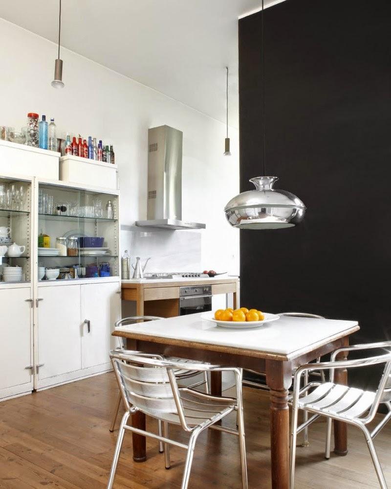 New York Loft Apartment: White Apartment: New York Style Loft In Barcelona