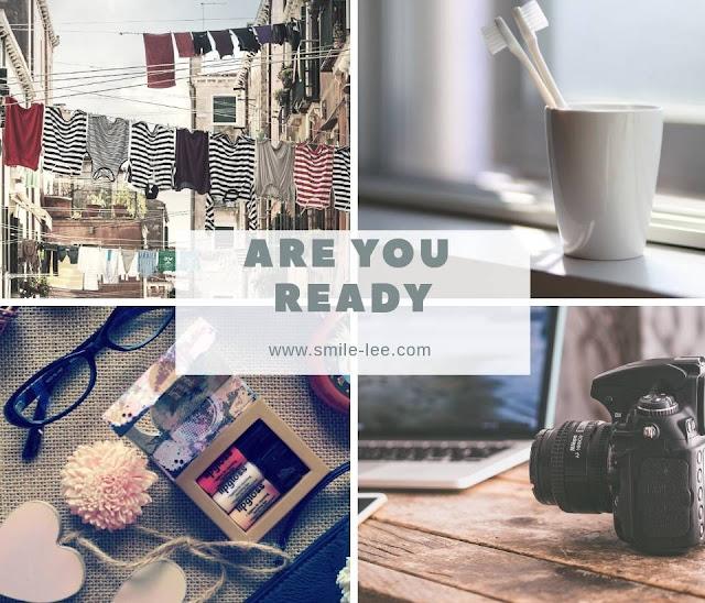 เตรียมอะไรไปบ้าง
