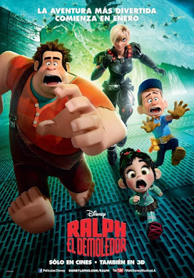 Wreck-It Ralph 2012 DVD R1 NTSC Latino