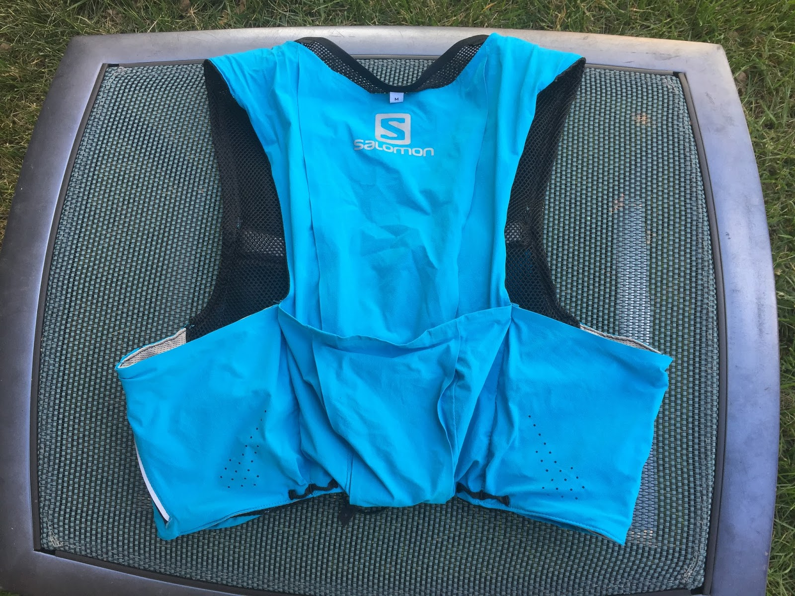 date de sortie 8f2d9 16577 Road Trail Run: Salomon S-Lab Sense Ultra 5L and 8L Run Vest ...