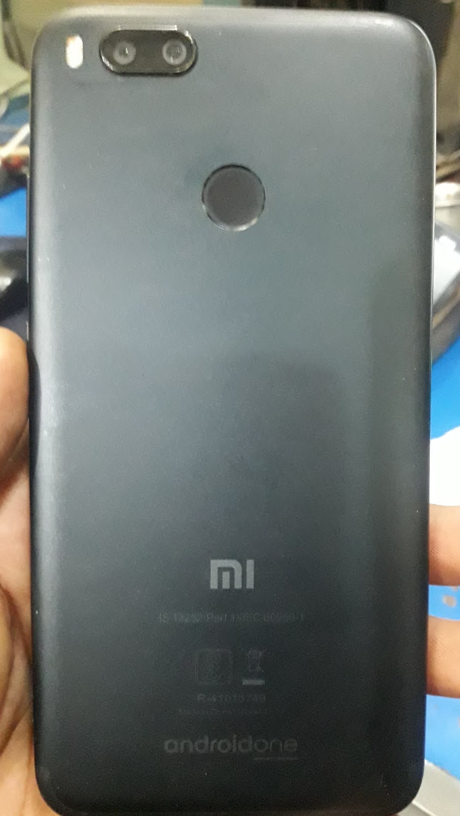 XIAOMI MD12 OR MI A1 DEAD RECOVERY FLASH FILE 100% TESTED