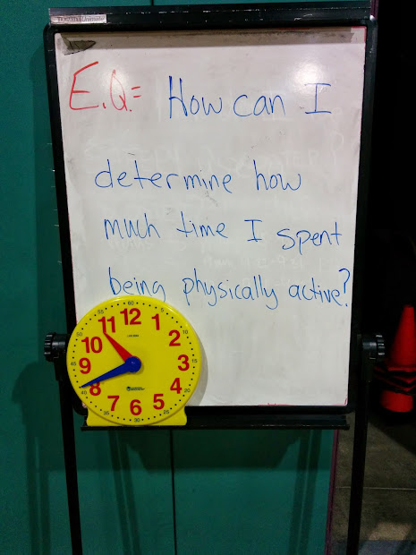 Integrating Common Core Physical Education