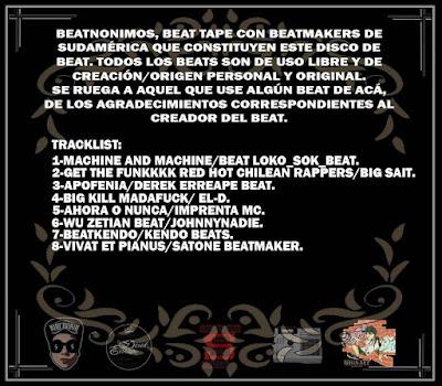 Beatnonimos - Beattappe 2017