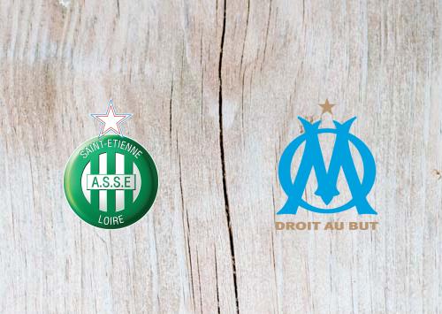 Saint-Etienne vs Marseille  - Highlights 16 January 2019