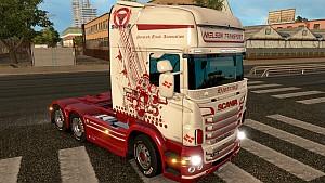 Nielsen Transport Scania RJL