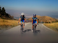 Great Climbs cycling Andalucia's Monachil Climb in Granada