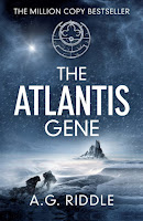 The Atlantis Gene by A. G. Riddle - book cover