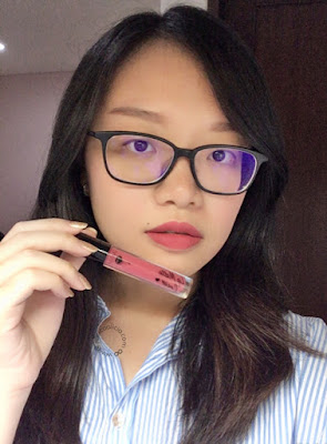 Review : ODESSA COSMETICS Lip Matte Cream (all shades) by Jessica Alicia