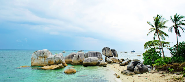 جزر بانغكا وبليتونج