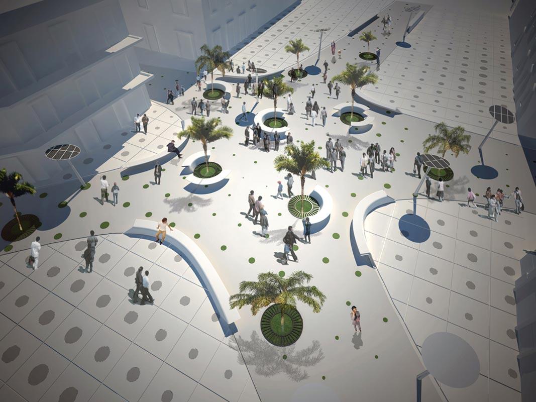 Revista digital apuntes de arquitectura espacios p blicos for Architecture t square