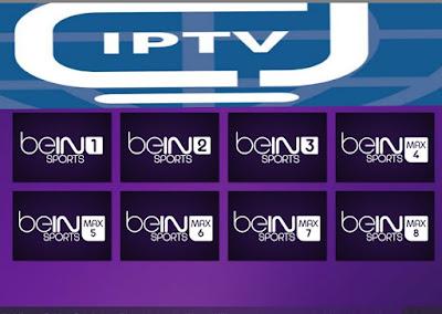 Code IPTV bein sport gratuit