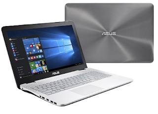 Asus N551V Drivers windows 10 64bit