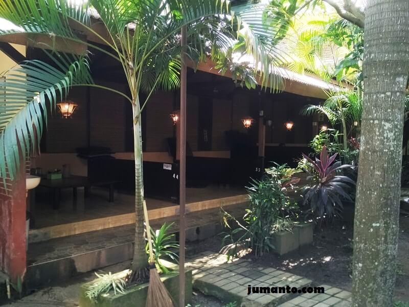 pondokan kampoeng bamboe lampung