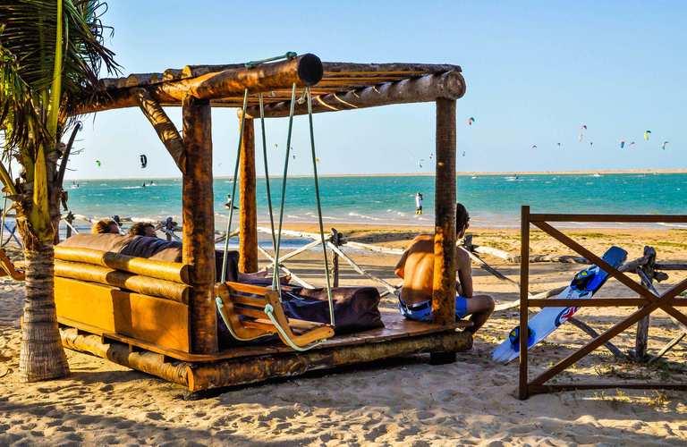 Transfer Fortaleza Ilha do Guajiru