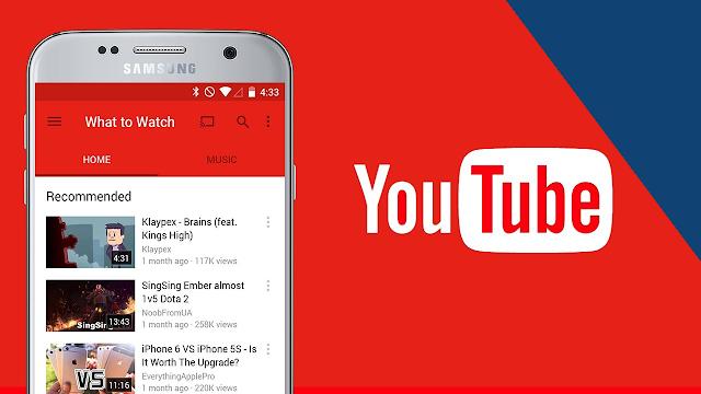 YouTube testează o opțiune de auto-play a clipurilor pe prima pagină a aplicației pentru Android