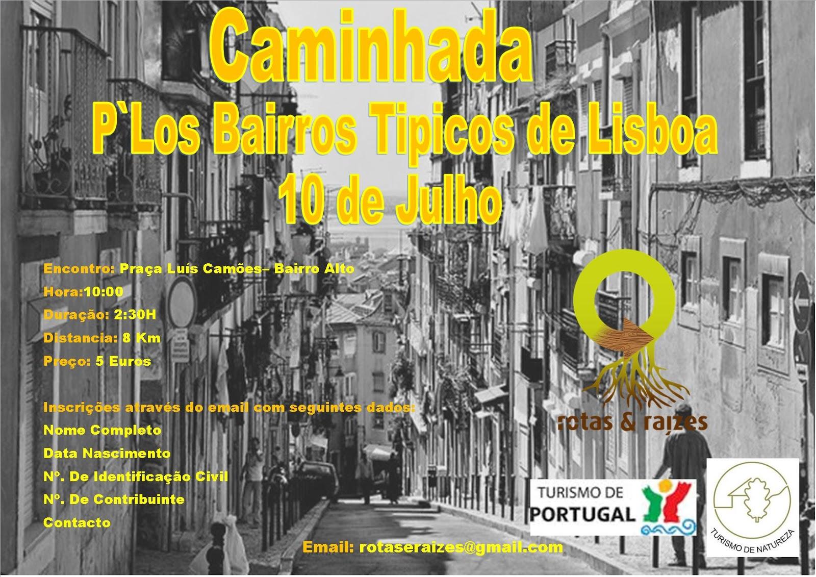 O Fórum das Caminhadas - Portal Cartaz%2Bbairros%2BTipicos%2Bde%2BLisboa