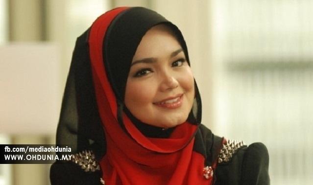 Gambar Siti Nurhaliza Disalahguna Untuk Lariskan Produk Seks