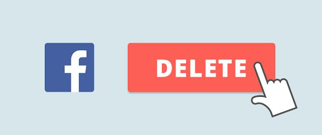 menghapus semua status facebook otomatis