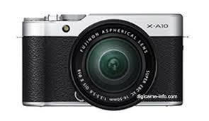 Fujifilm Launches X-A10