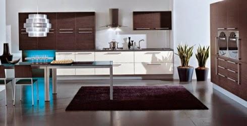 cocina diseño contemporáneo