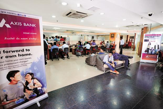 Axis Bank Walk-In Drive for Freshers/Experienced