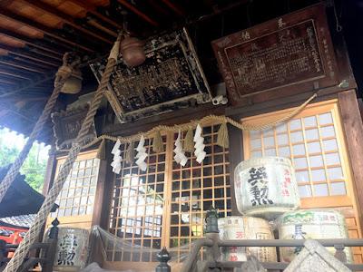 瓢箪山稲荷神社