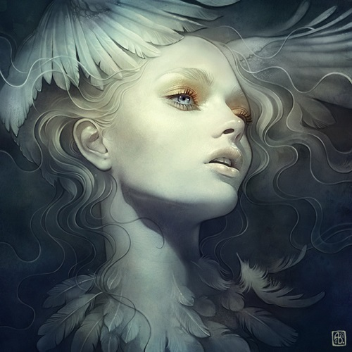 """I Dreamt I Could Fly"" por Anna Dittmann 
