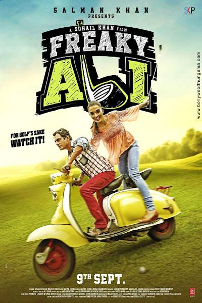 Freaky Ali (2016) Movie Poster