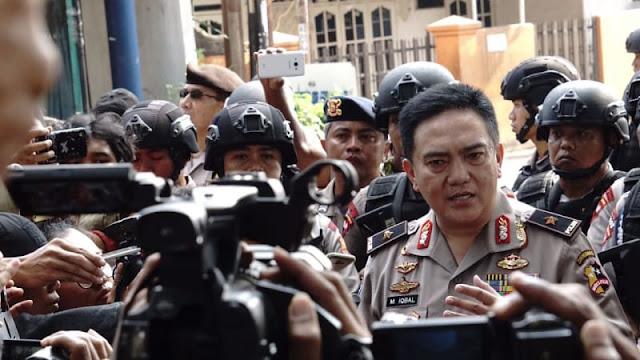 8 Oknum Brimob yang Terlibat Penusukan Anggota TNI di Depok Ditangkap
