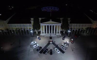 Ολοκληρώθηκε η έκθεση The Mercedes-Benz «Circle of Art»