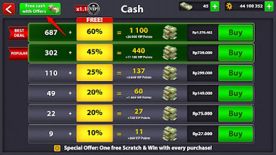 Free Cash 8 Ball Pool Android