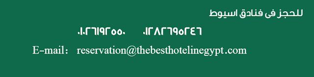 فنادق رخيصة فى اسيوط