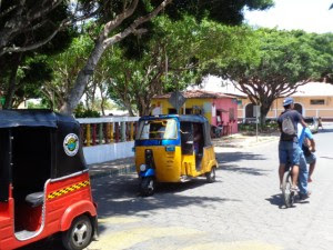 Travelling in Catarina, Nicaragua by car can be a challenge. As long as you get there it's ok.
