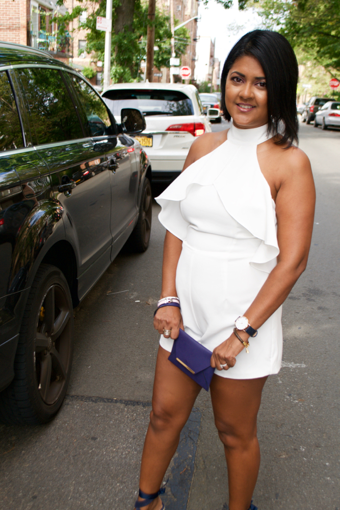 white after labor day white romper