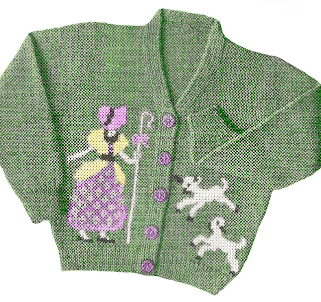 """Sentimental Baby: Adorable Free """"Anne"""" Toddler Sweater Pattern"""