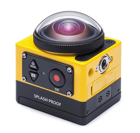 Kamera 360 Derajat Kodak Pixpro SP360