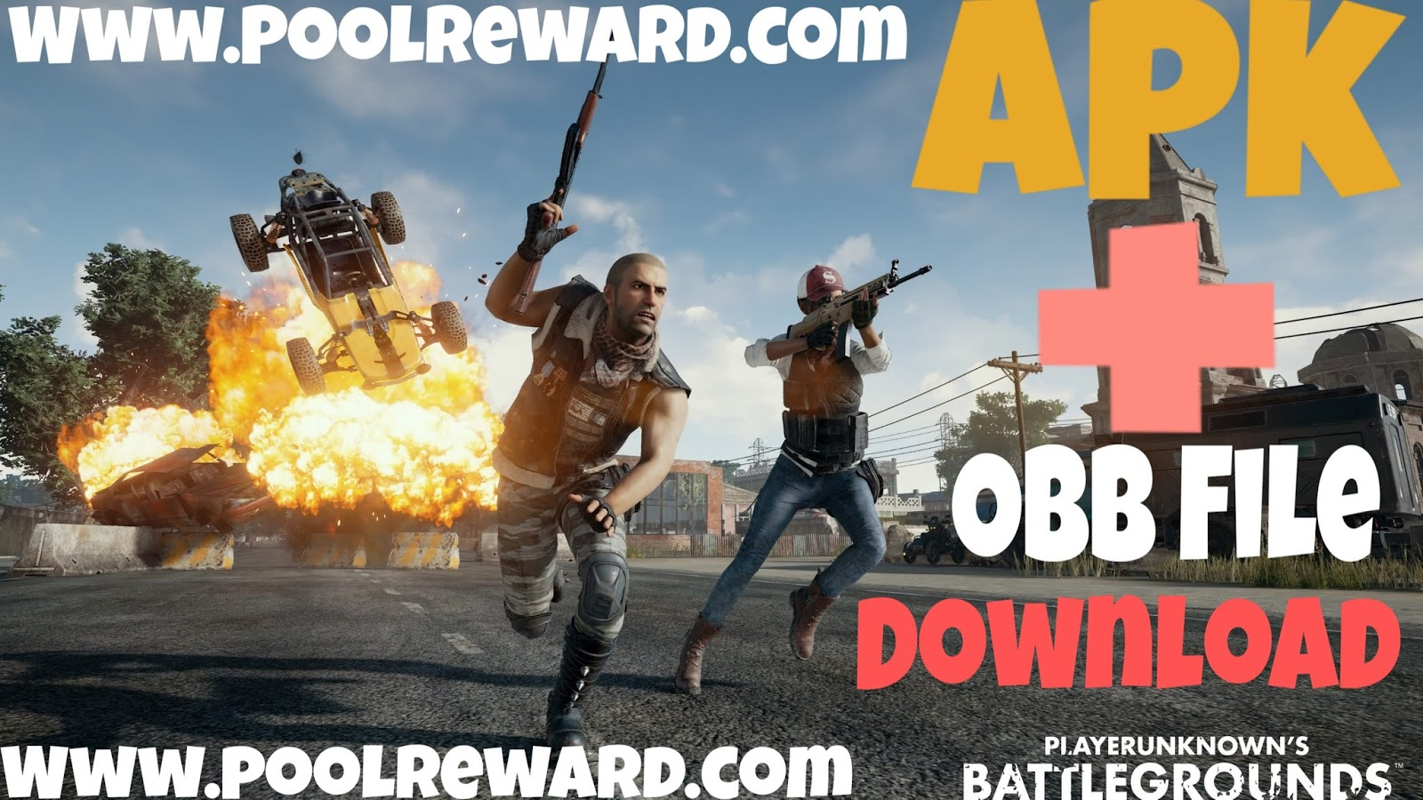 PUBG MOBILE V.0.10.0 APK + OBB FILE DOWNLOAD DIRECT