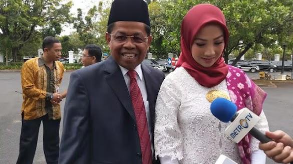 Lusa Diperiksa KPK, Hari Ini Idrus Marham Puji Jokowi